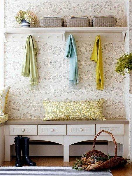 1 6 идеи для оформления прихожей дизайн прихожей в квартире фото