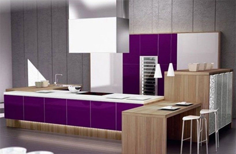Contemporary Modern Interior Kitchen Design Your View Captivating